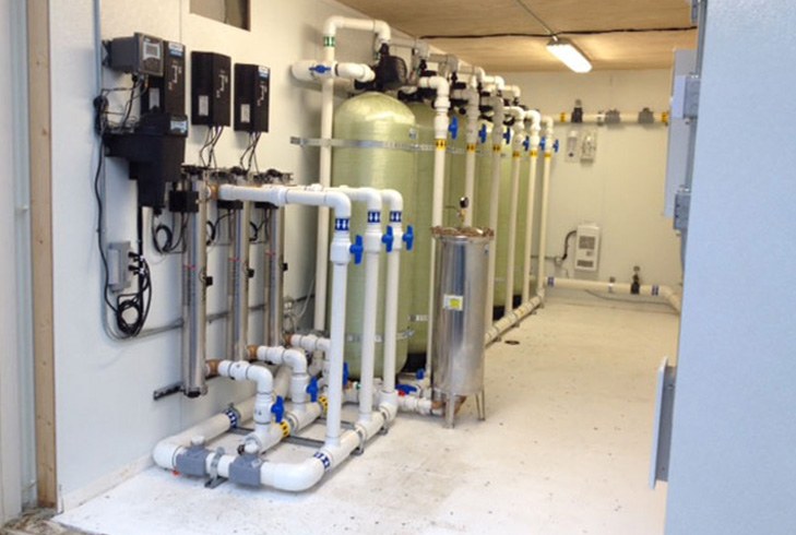 water treatment equipment picture